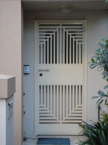 Security doors sydney australia Grill main door design