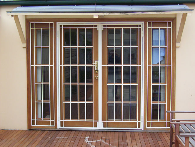 Security Doors Sydney Australia: custom design windows