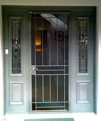 Security Doors, Sydney Australia
